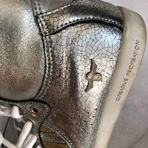 Creative Recreation Shoes - Creative Recreation Women's Galow HI Sneaker 6.5